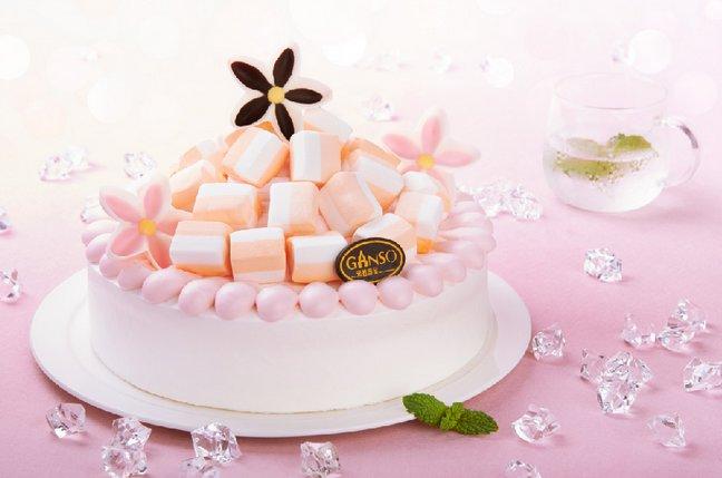 天过生日,首选冰激凌蛋糕