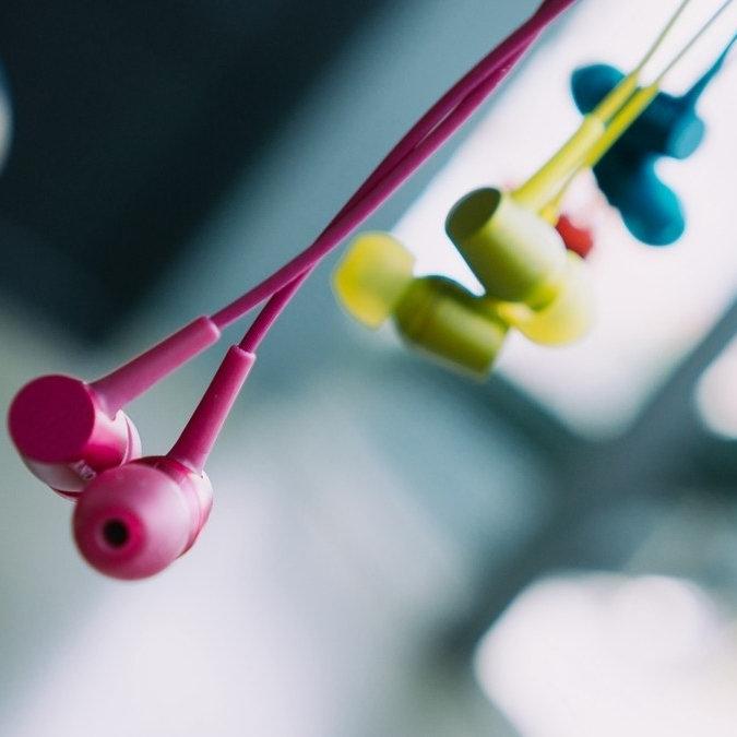 Sony·入耳式降噪通话耳机图片
