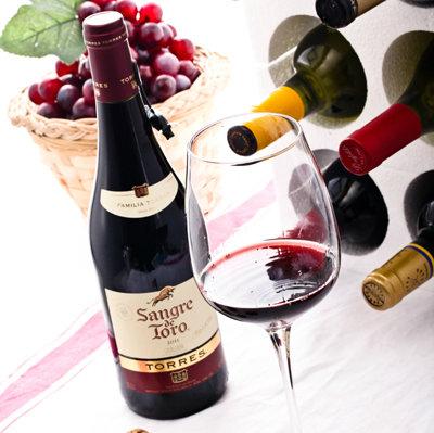 torres桃乐丝·西班牙公牛血干红葡萄酒*750ml图片
