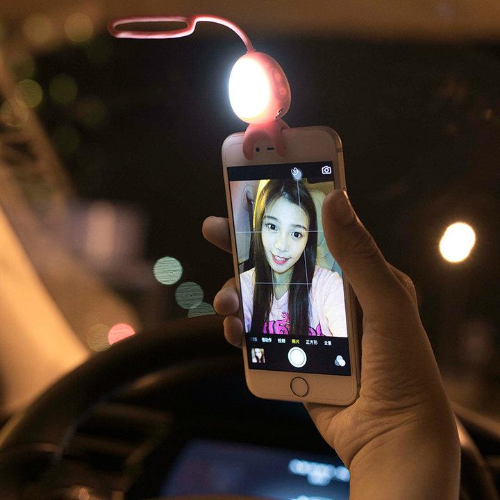 Martube·外星人手机补光灯图片
